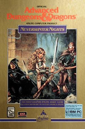 Neverwinter Nights (1991 video game) - Image: Neverwinter Nights (1991) Coverart