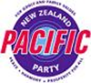 New Zealand Pacific Party - Image: New Zealand Pacific Party Logo