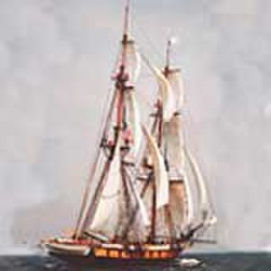 History of Erie, Pennsylvania - The brig ''Niagara'' played an important role in the War of 1812.