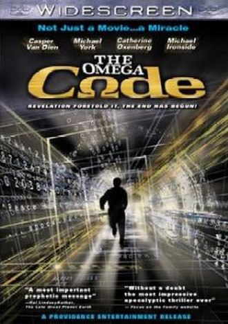 The Omega Code - DVD cover