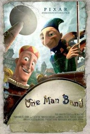 One Man Band (film) - Original Poster