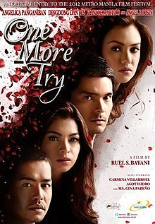 One More Try – Angel Locsin