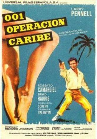 Our Man in Jamaica - Original film poster