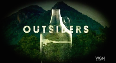 Picture of a TV show: Outsiders