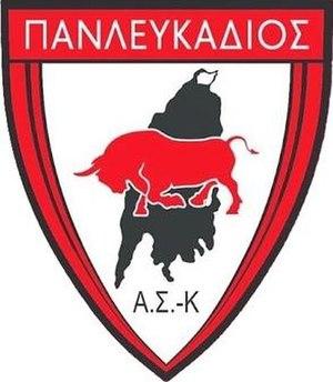 Panlefkadios F.C. - Image: Panlefkadiosfc