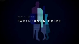 Partners in Crime (UK TV series) - Image: Partners in Crime titlecard