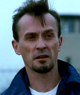 """Theodore """"T-Bag"""" Bagwell Character on American television series Prison Break"""