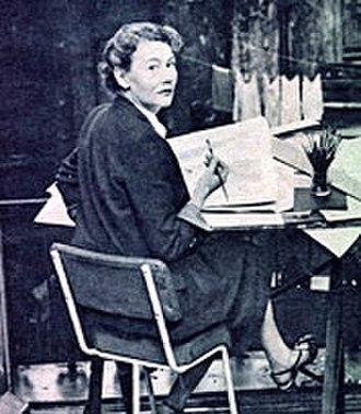 Joy Batchelor - Image: Photo of Joy Batchelor