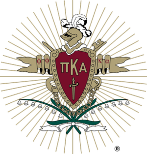 Pi Kappa Alpha - Coat of Arms