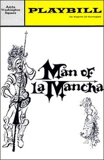 <i>Man of La Mancha</i> musical