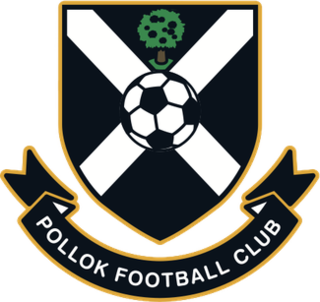 Pollok F.C. Association football club in Glasgow City, Scotland, UK