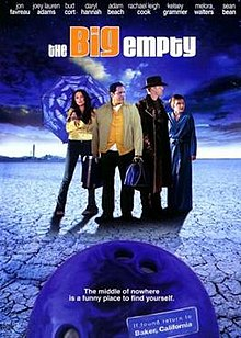 the big empty 2003 film wikipedia