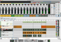 Propellerhead Record Software Interface.png