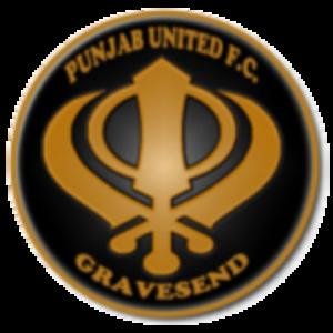 Punjab United F.C. - Image: Punjab Unitedlogo