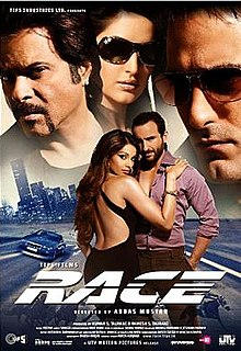 Hit movie Race  by Sameer on songs download at Pagalworld