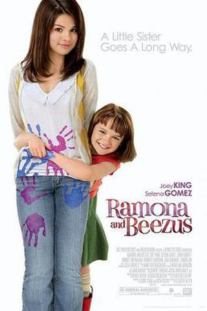 Ramona and Beezus - Theatrical release poster
