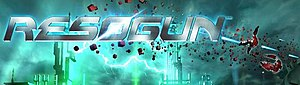 Resogun - Image: Resogun logo