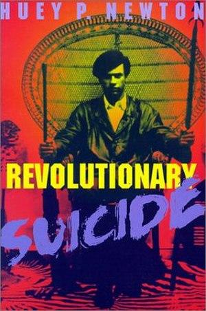 Revolutionary Suicide - Book cover