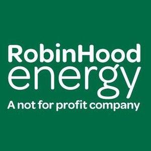 Robin Hood Energy - Image: Robin Hood Energy Logo, Not For Profit Company