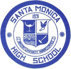 Santa Monica High School - Image: SAMOHI seal