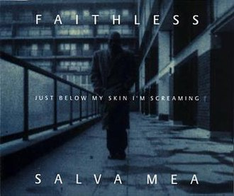Faithless — Salva Mea (studio acapella)