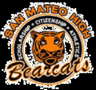 San Mateo High School - Image: San Mateo High School (crest)