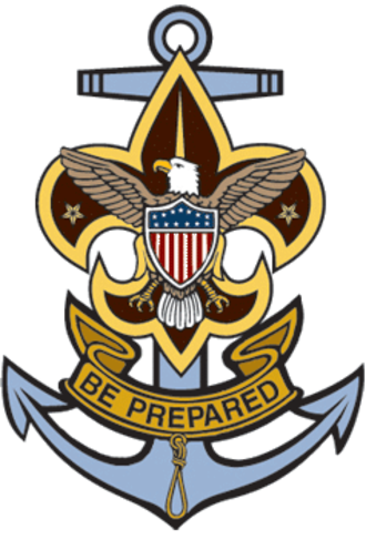 Sea Scouting (Boy Scouts of America) - Image: Sea Scouting (Boy Scouts of America)