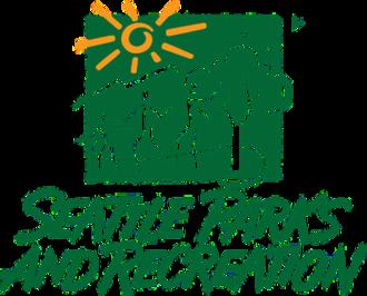 Seattle Parks and Recreation - Image: Seattleparkslogo