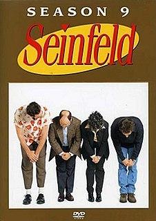 <i>Seinfeld</i> (season 9) season of television series