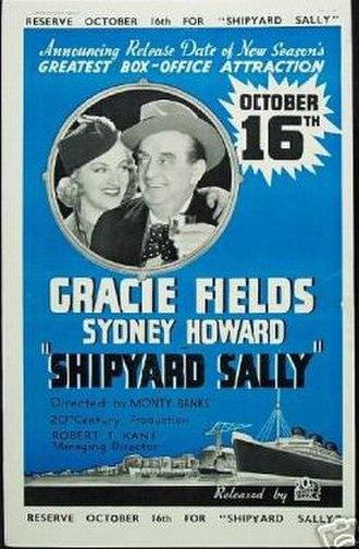 Shipyard Sally - Image: Shipyard Sally