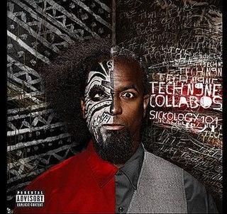 <i>Sickology 101</i> 2009 studio album by Tech N9ne