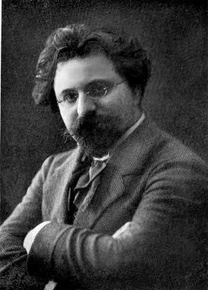 Sigfrid Karg-Elert - Sigfrid Karg-Elert ca. 1913