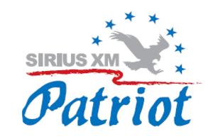 SiriusXM Patriot - Image: Sirius XM Patriot Logo
