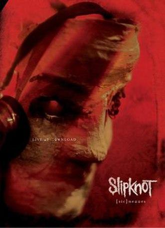 (sic)nesses - Image: Slipknot Sicnesses HR