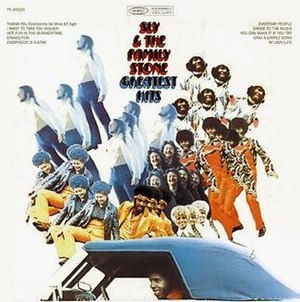 Greatest Hits (Sly and the Family Stone album) - Image: Slyfam ghits 1970