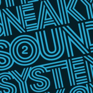 2 (Sneaky Sound System album) - Image: Sneaky Sound System 2