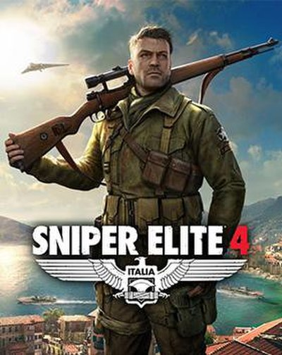 Picture of a game: Sniper Elite 4