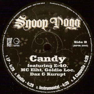 Candy (Drippin' Like Water) - Image: Snoop Dogg vato candy