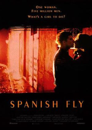 Spanish Fly (1998 film) - Theatrical release poster