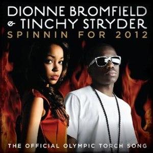 Spinnin' for 2012 - Image: Spinnin For 2012