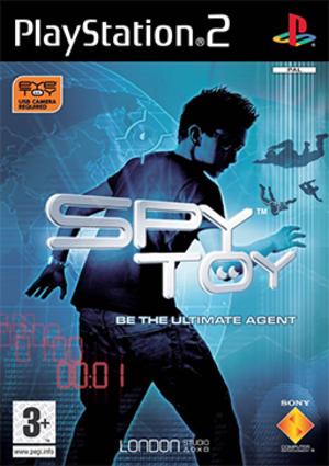 EyeToy: Operation Spy - Image: Spy Toy Coverart