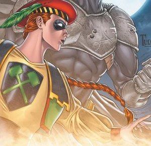 Squire (comics) - Image: Squire Beryl