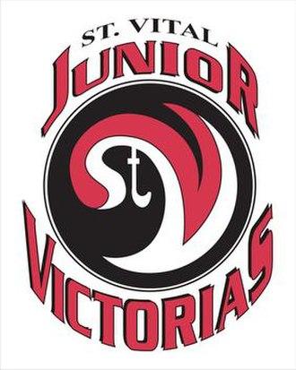 St. Vital Victorias - Image: St Vital Jr Vics