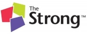 The Strong - Image: Strong museum logo Sep 2010
