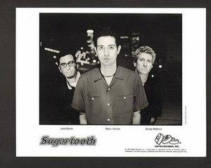 Sugartooth - L-R:  Timothy Michael Gruse ,Josh Blum, Marc Hutner and Dusty Watson.