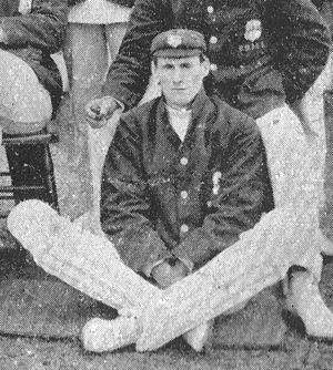 Sydney Smith (cricketer, born 1881) - Sydney Smith in 1906
