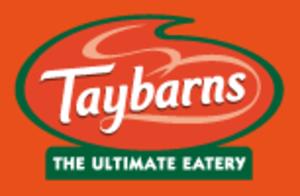 Taybarns - Image: Taybarns logo