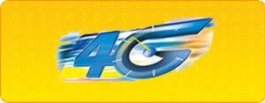 Telesur (Suriname) - TeleG 4G logo
