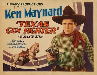 <i>Texas Gun Fighter</i> 1932 film