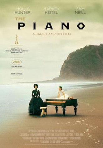 The Piano - Image: The piano poster